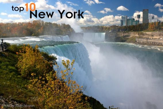 top ten things for families to do in new york state