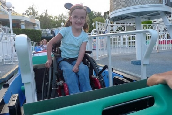 Visiting Disney Parks with Special Needs Children 2