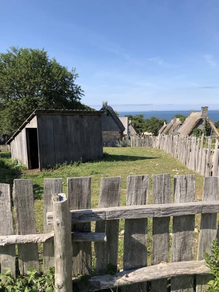 Plimoth Plantation is one of the best places to visit in Massachusetts