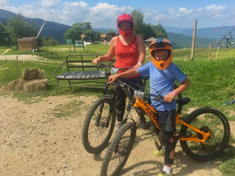 Things to do in Vermont go Mountain Biking at Killington