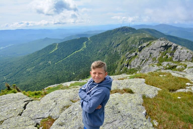Best Places to visit in Vermont Mount Mansfield