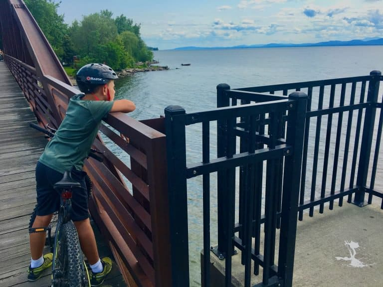 Things to do near Lake Champlain Bike the Burlington Greenway