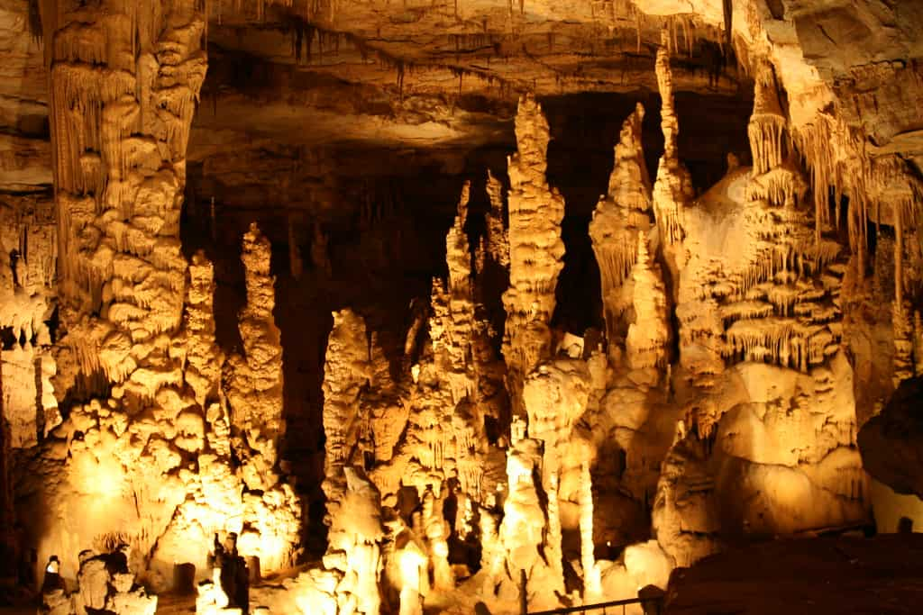 cathedral caverns photo