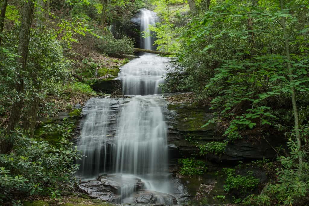 desoto falls Alabama photo