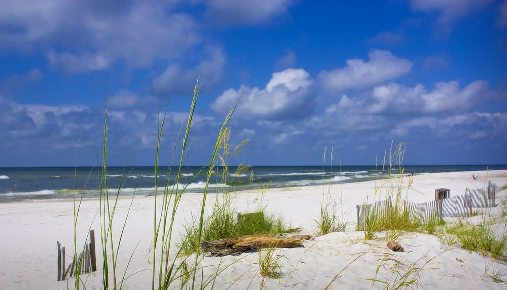 Visiting Gulf shores alabama is on of the best things to do in Alabama with kids