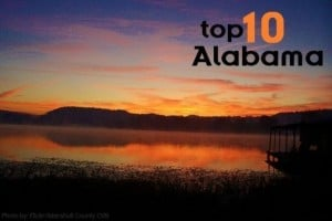 Top 10 Things for Families to do in Alabama