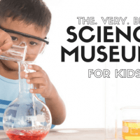 Copy of BEST SCIENCE museums for kids