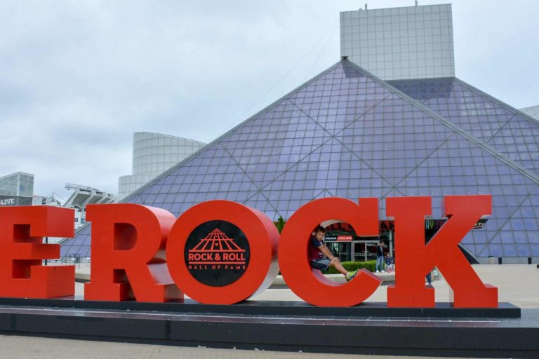 Rock and Roll Museum Things to do in Cleveland with teens