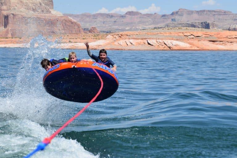 Arizona family vacation Lake Powell