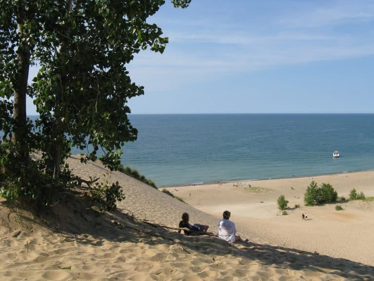 Things to do with Kids in Indiana Dunes Lake Michigan