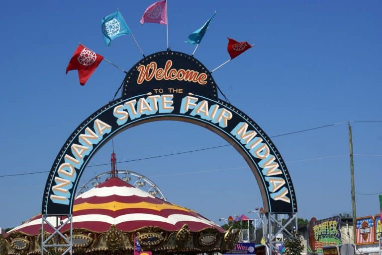 Things to do in Indiana State Fair