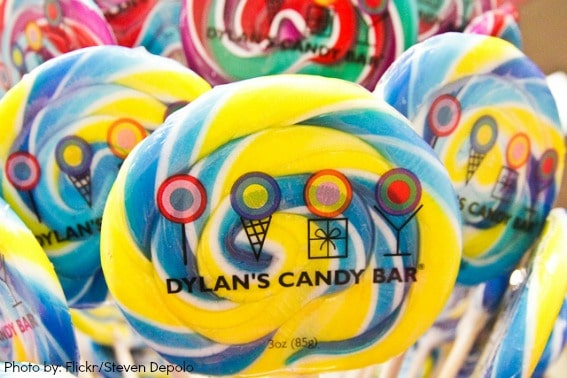 candy in new york city