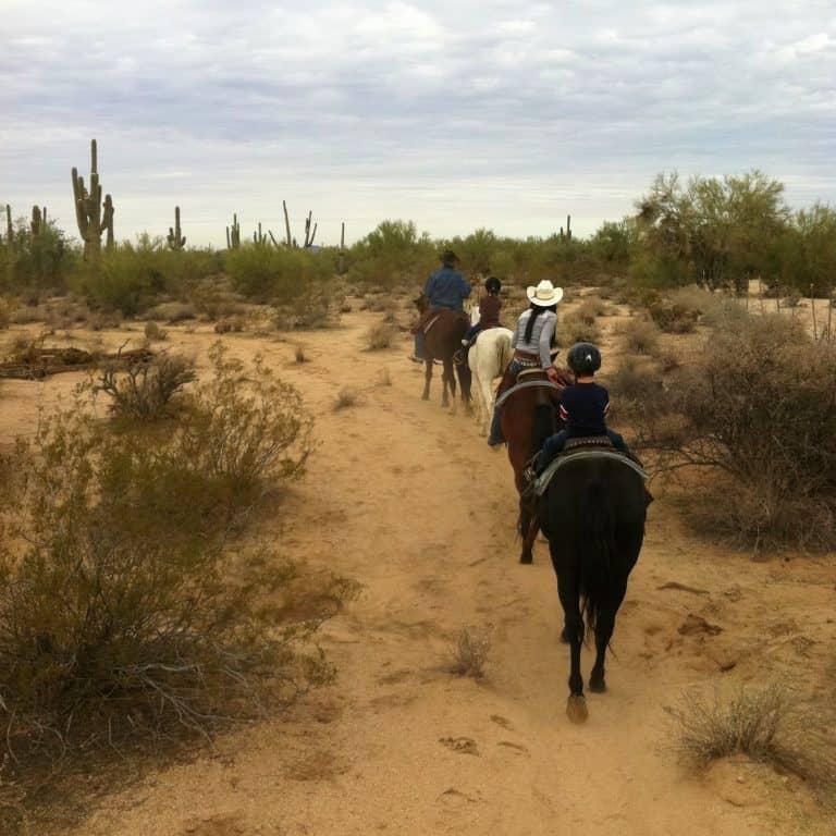 Arizona family vacation