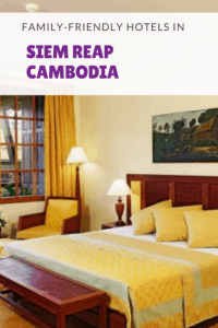 Cambodia: Family Friendly Hotels in Siem Reap 1
