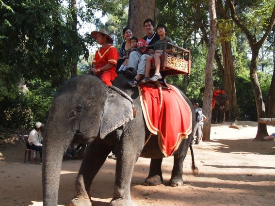 Cambodia: Angkor Archeological Park Through the Eyes of Young Kids 10