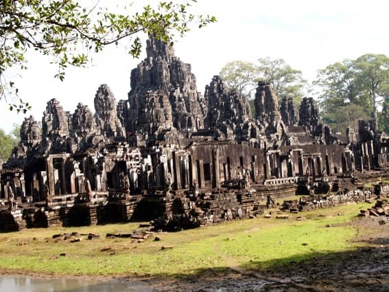Cambodia: Angkor Archeological Park Through the Eyes of Young Kids 8