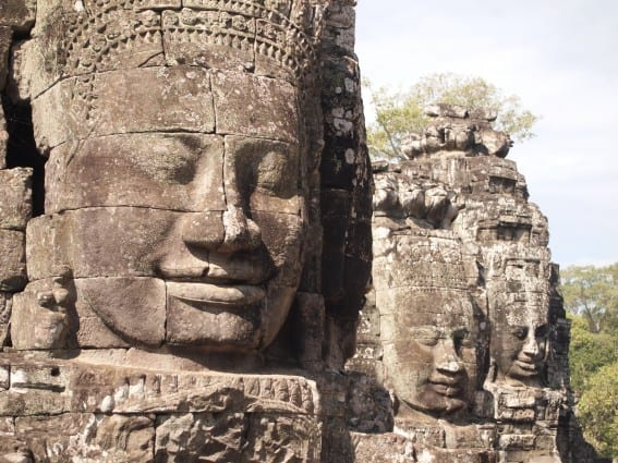 Cambodia: Angkor Archeological Park Through the Eyes of Young Kids 11