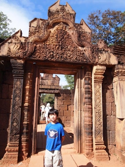 Siem Reap, Cambodia with Kids – Adventures Beyond Angkor Wat 2