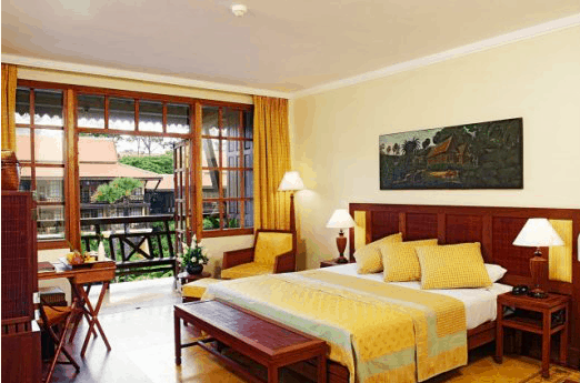 Family-Friendly hotels in Siem Reap, Cambodia