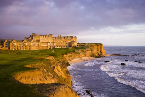 Photo via The Ritz-Carlton Half Moon Bay