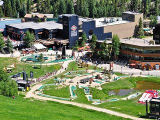 Visiting Ski Resorts in the Summer with Kids