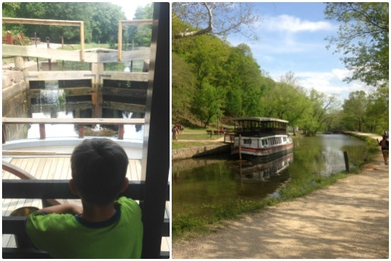 C&O Canal Maryland
