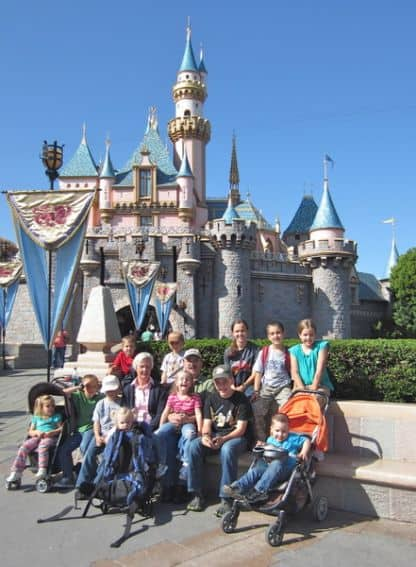 A Guide to Surviving and Thriving at Disneyland on a Crowded Day 1
