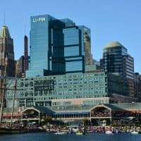 Inner Harbor Baltimore Maryland