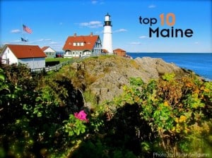 top 10 things to do with kids in maine