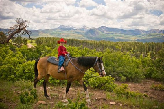 A Family Vacation at Majestic Dude Ranch and a Silver Screen Cowboy Role 2