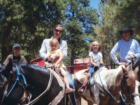 Dude Ranch Vacations:  Tarryall River Ranch – Hospitality at it's Best