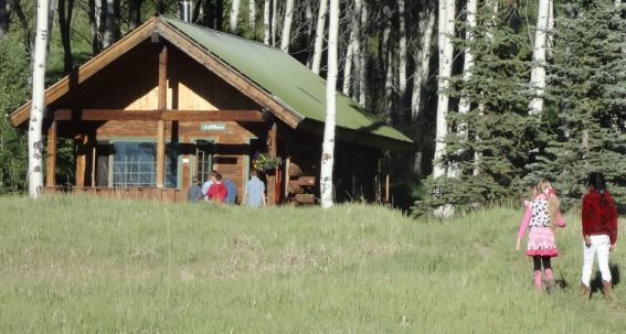 Family friendly all-inclusive destination The Home Ranch in Clark, Colorado