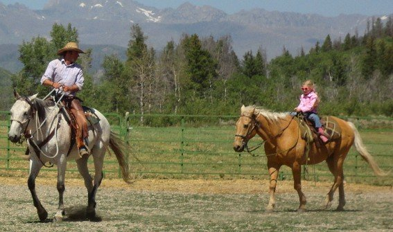 A Dude Ranch Vacation For Families And Foodies:  The Home Ranch In Clark, Colorado