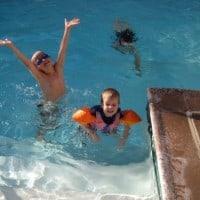 Hilton Garden Inn Carlsbad Pool kids