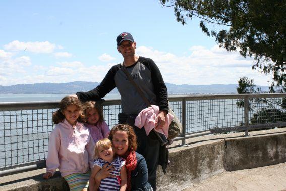 Alcatraz views