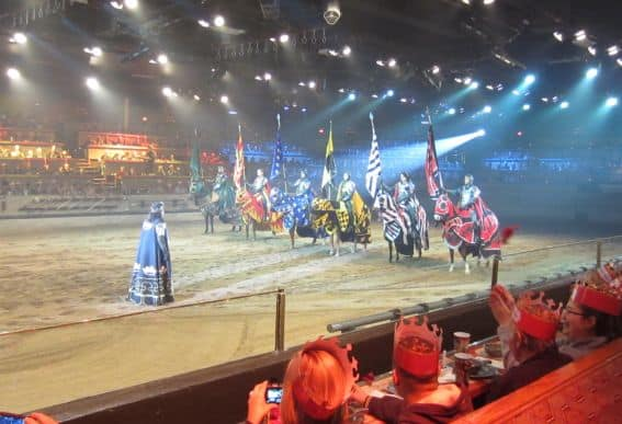 Medieval Times in Buena Park