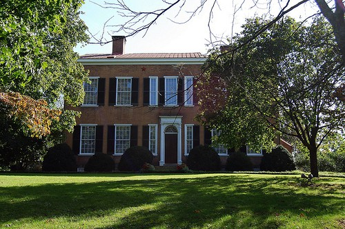 My Old Kentucky Home Federal Hill Mansion