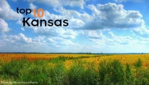 Top 10 things to do with kids in Kansas