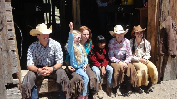 Wranglers at The Home Ranch in Clark, Colorado