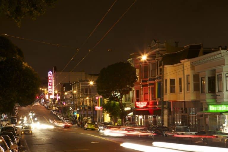 Castro at Night