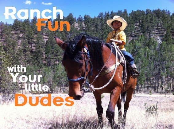 Dude Ranch Vacations: Tarryall River Ranch – Hospitality at