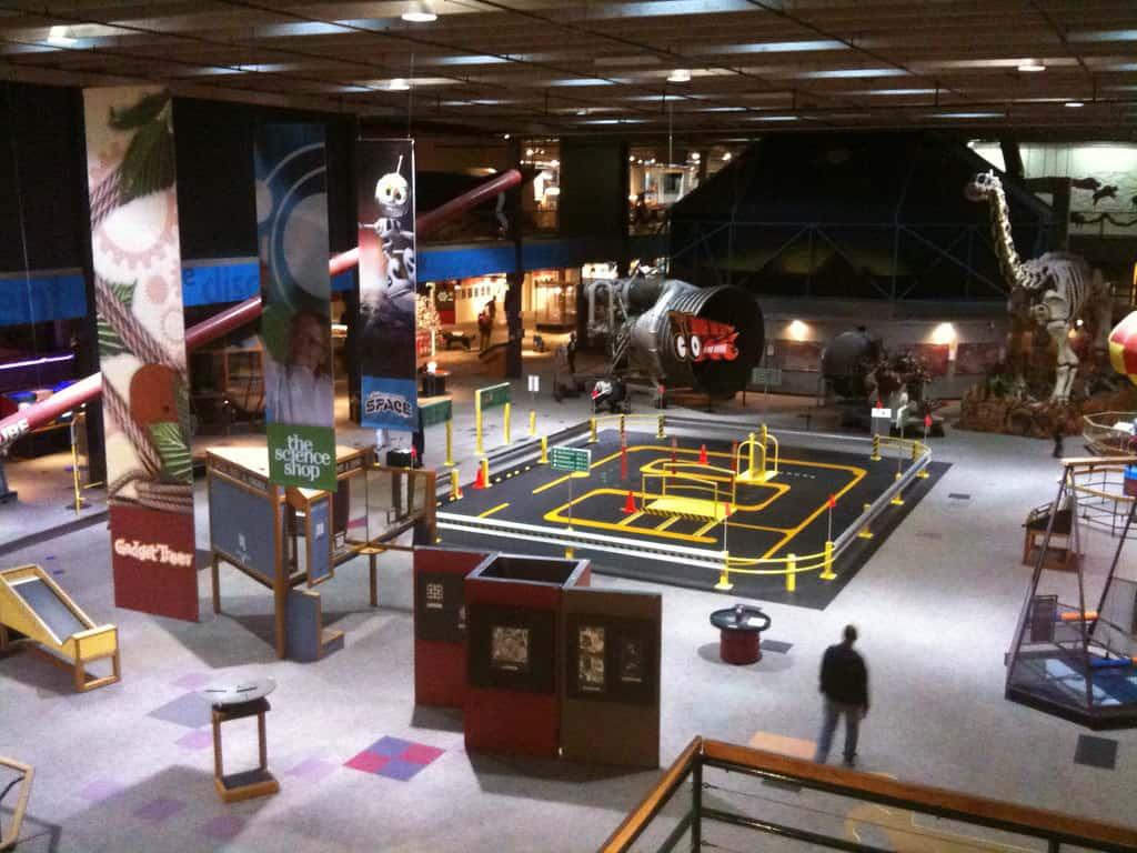 Science Museum Oklahoma photo