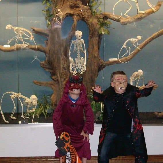Bones Museum of Osteology Oklahoma