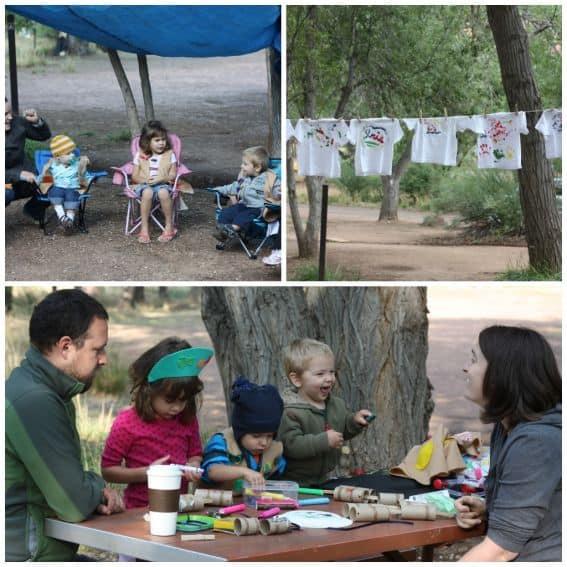 Camping Preschool