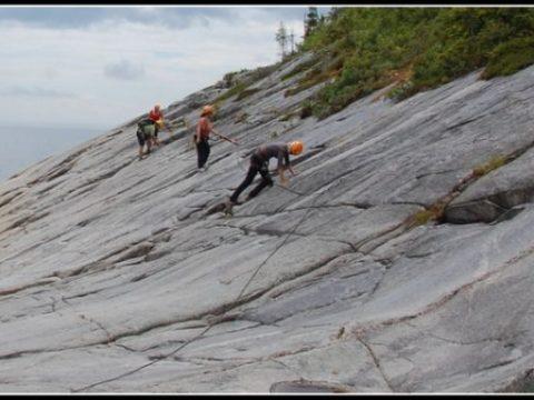 Jardin des Glaciers: Adventure and Education in Eastern Quebec