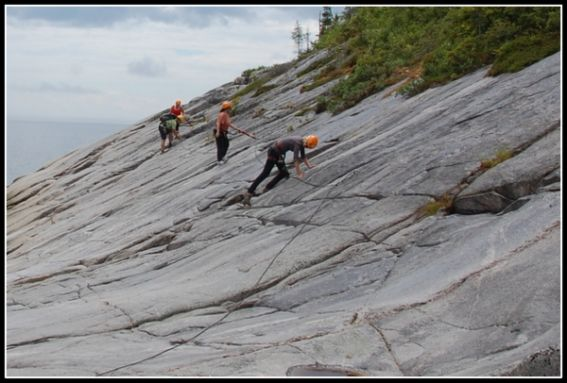 Jardin des Glaciers: Adventure and Education in Eastern Quebec