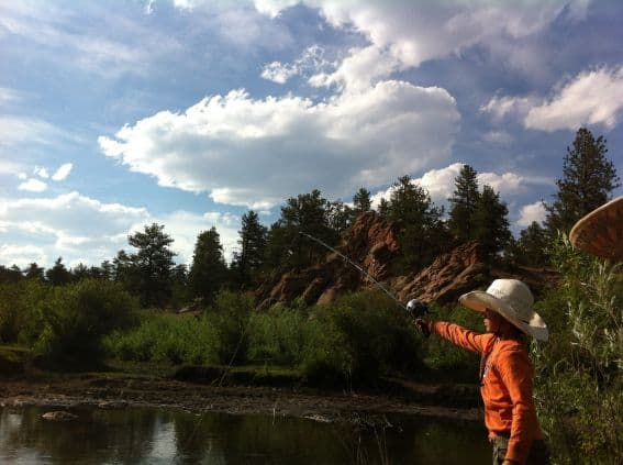 Family Dude Ranch Vacations: Fishing at the Taryall River Ranch best dude ranch deals