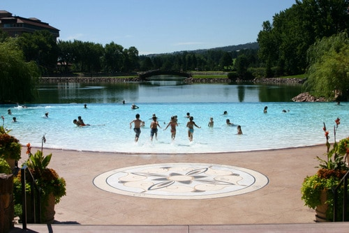 Broadmoor Pool