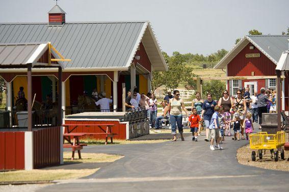 Orr Farm Oklahoma