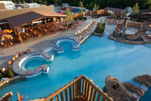 best hotel pools best of texas